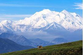 Följ med på en resa till Alaska