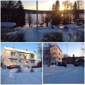 HV272 House at Frösön