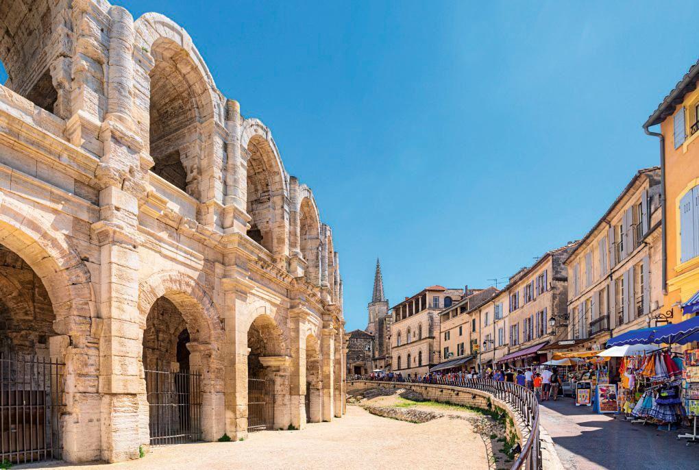 Croisière Arles avec Escale - OFFRE SPECIALE OFFICE DE TOURISME