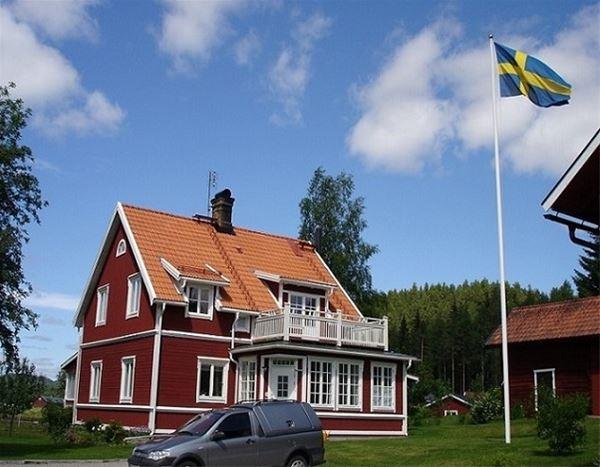 Vansbrosimningen. Privatrum V303, Dala-Järna