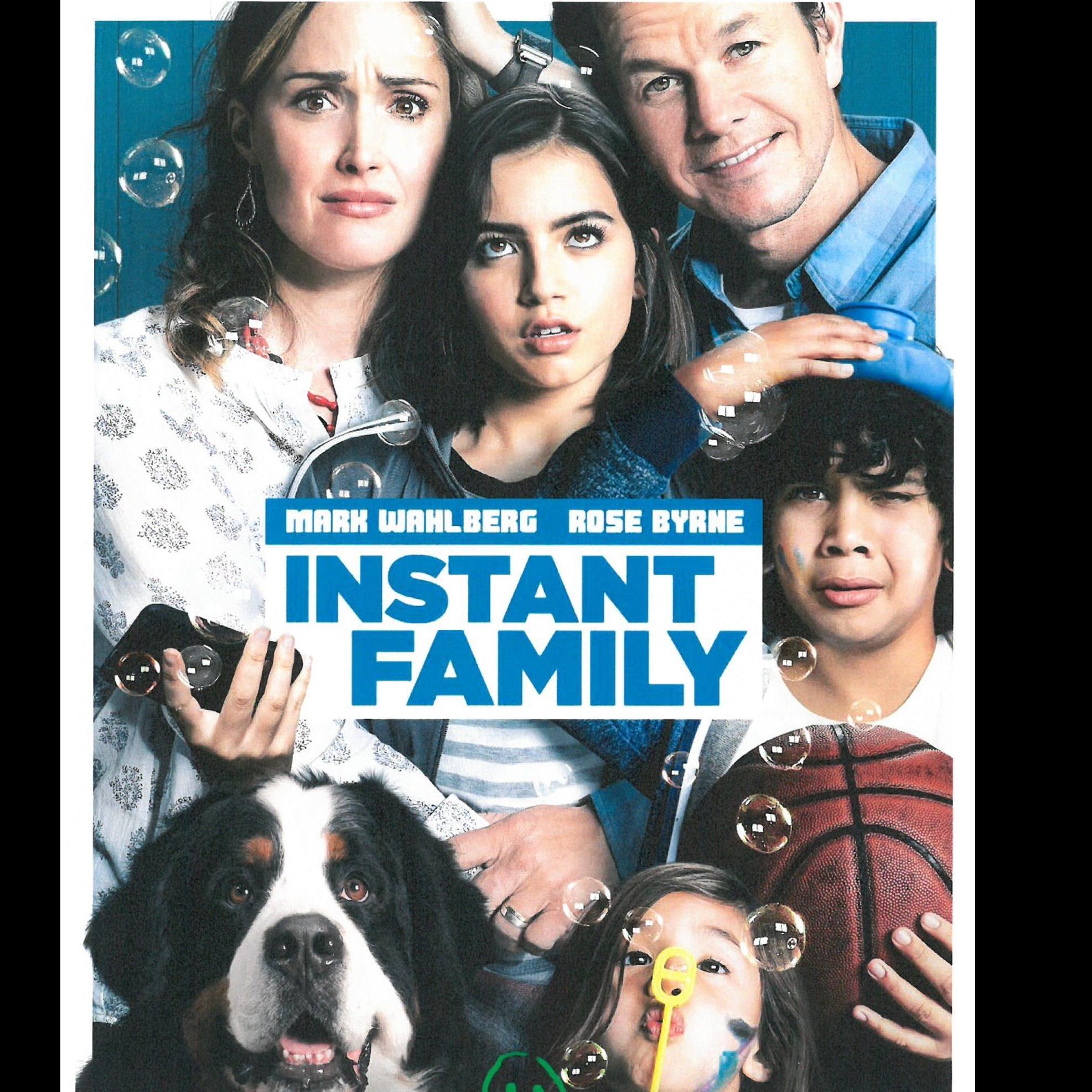 Bio - Instant Family