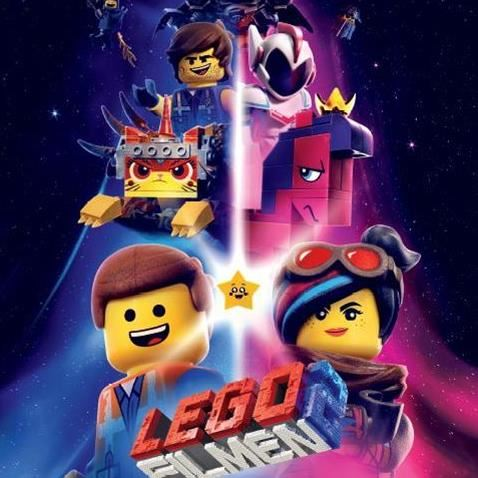 Biomatiné - Lego-filmen 2 (Sv.tal)