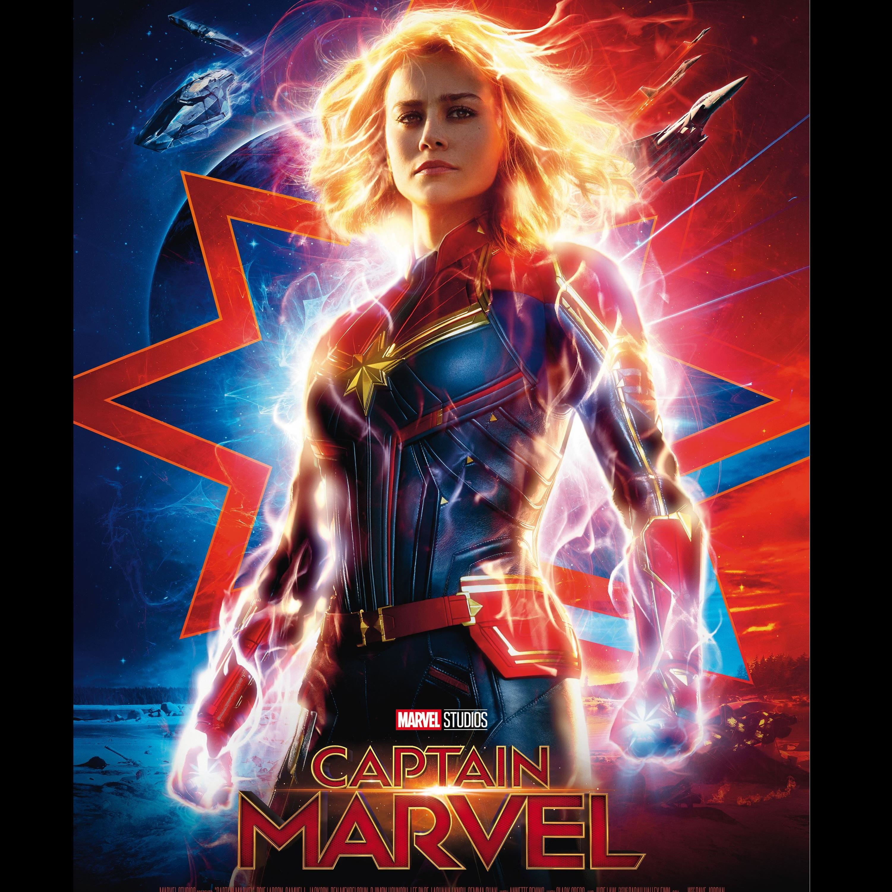 Bio - Captain Marvel