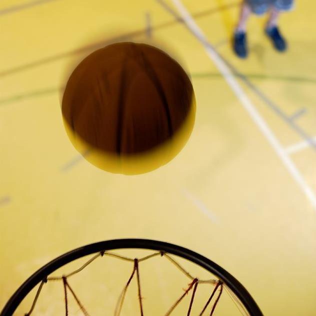 Basket för tjejer