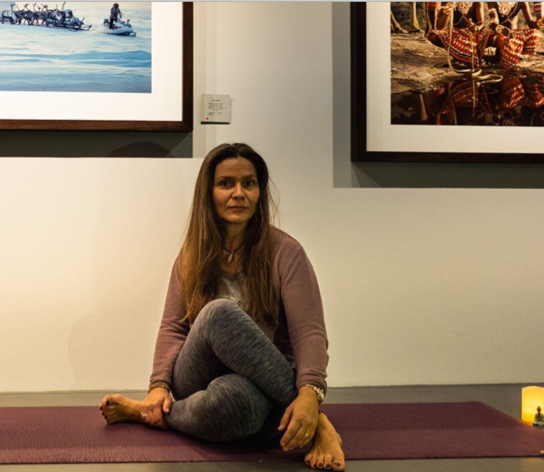 Afterski-yoga på GudbrandsGard Hotell - Drop in time