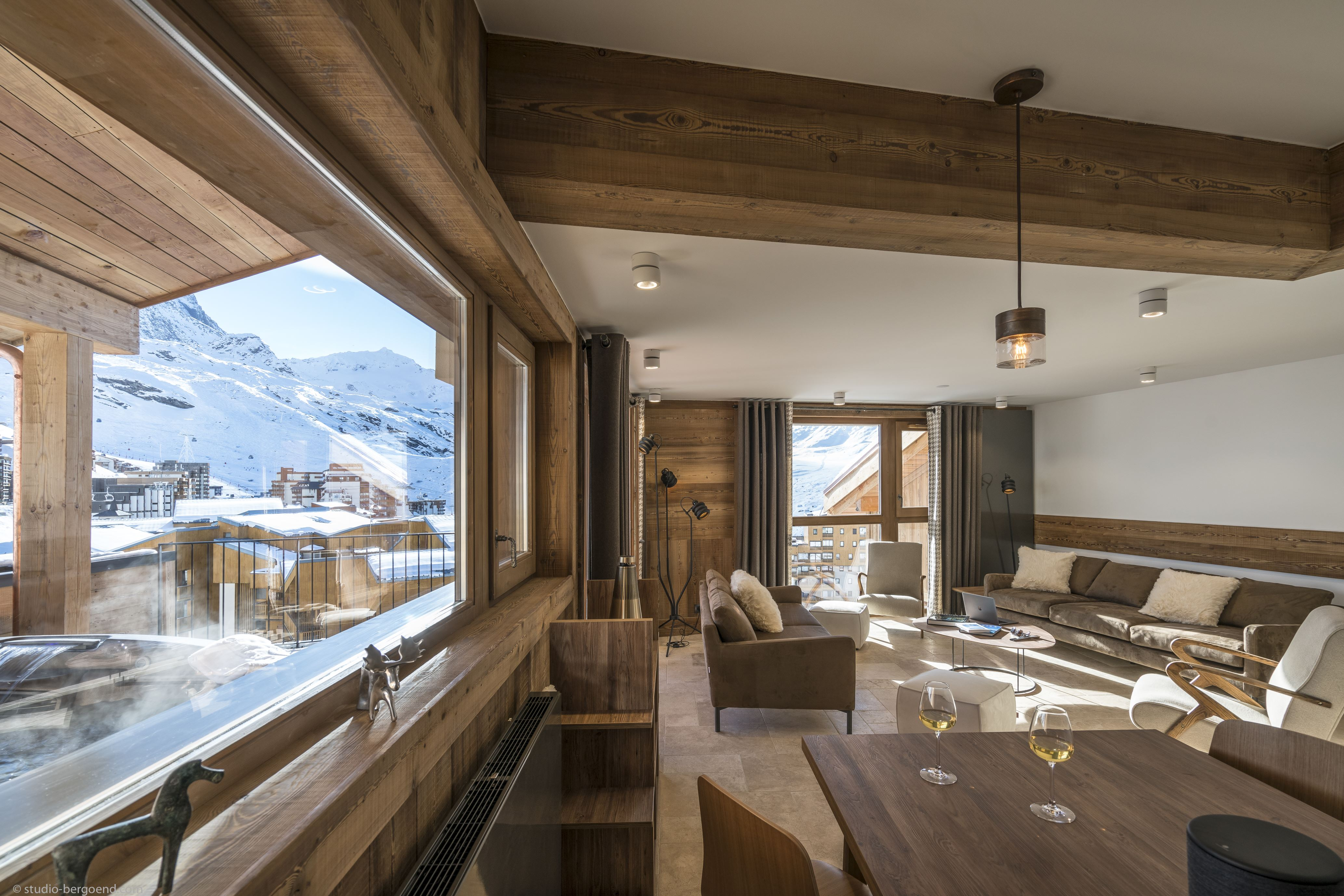 NEW! RESIDENCE LES CHALETS COCOON*****