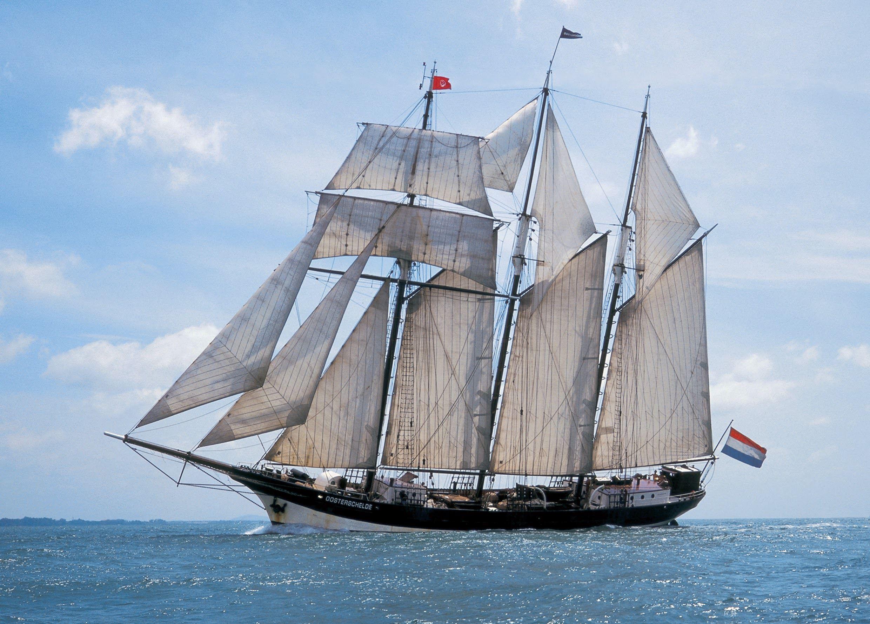 Descente de Seine à bord du voilier OOSTERSCHELDE, 16 juin (repas inclus)