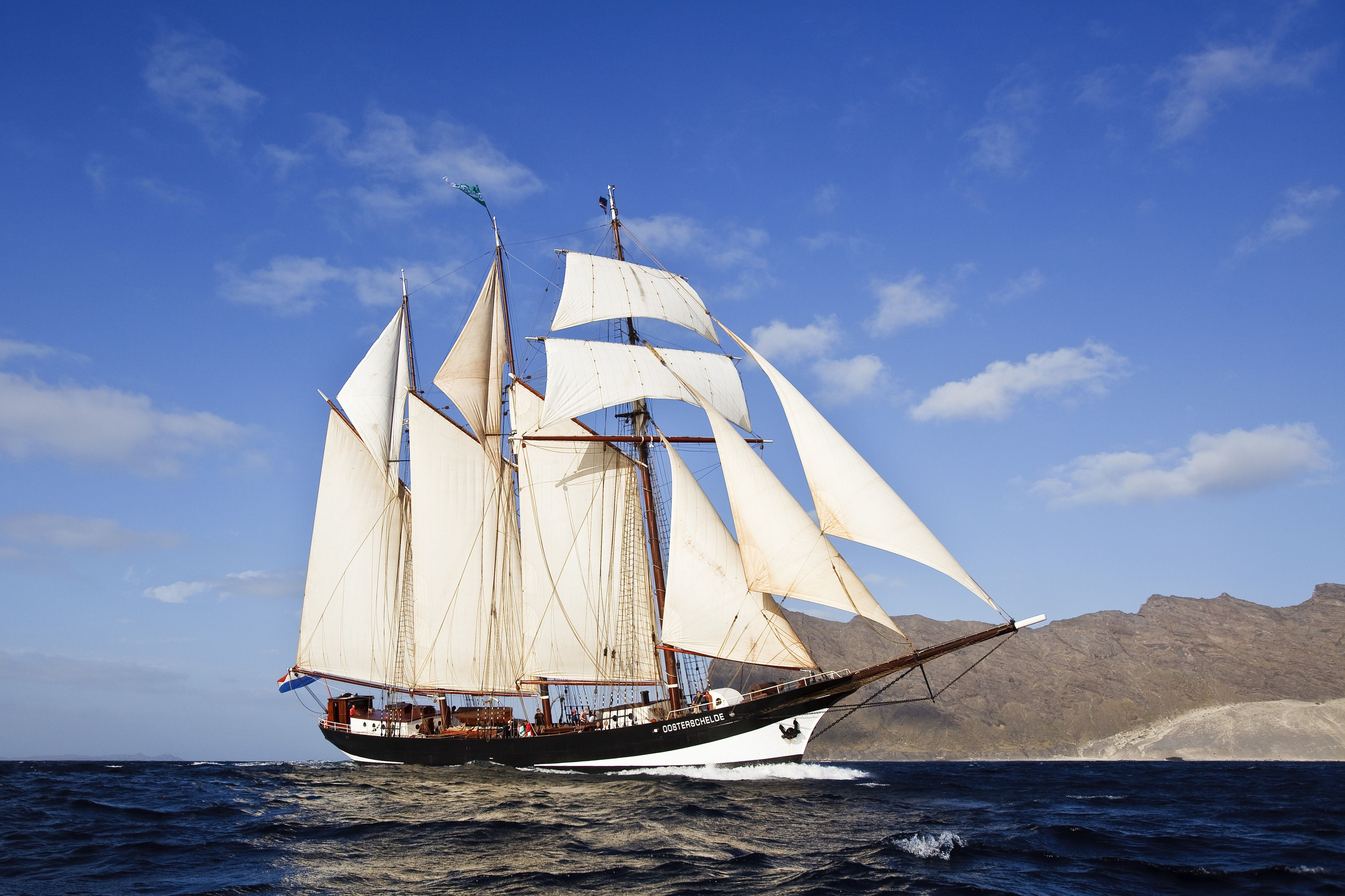 ! COMPLET ! Descente de Seine à bord du voilier OOSTERSCHELDE, 16 juin ! COMPLET !