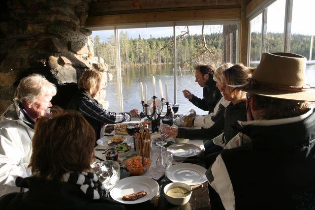 Konferens Norrigården Ljusdal Naturturism Naturkonferens
