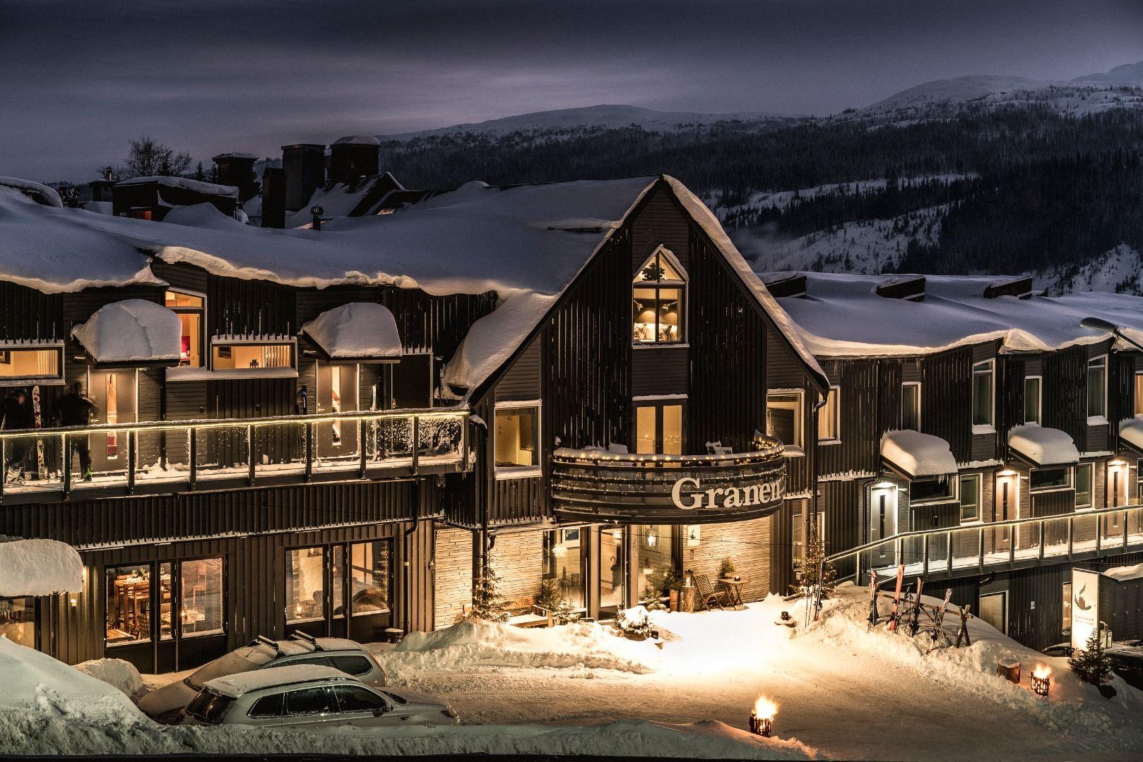 Granen Hotel & Restaurant