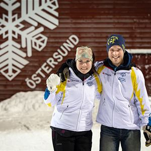 Foto: Ski Region,  © Copy: Ski Region, Special Olympics invitational games 2020 Åre Östersund