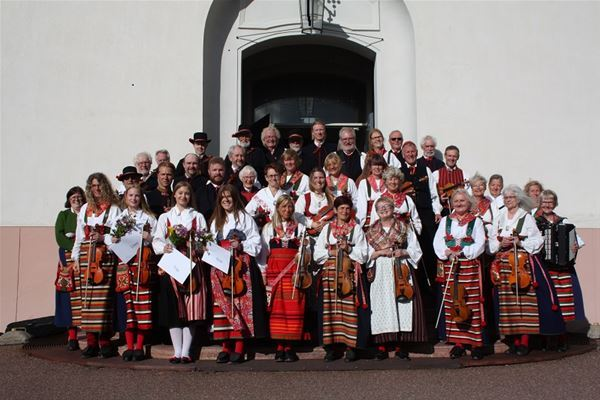 © Visit Dalarna, folkmusik
