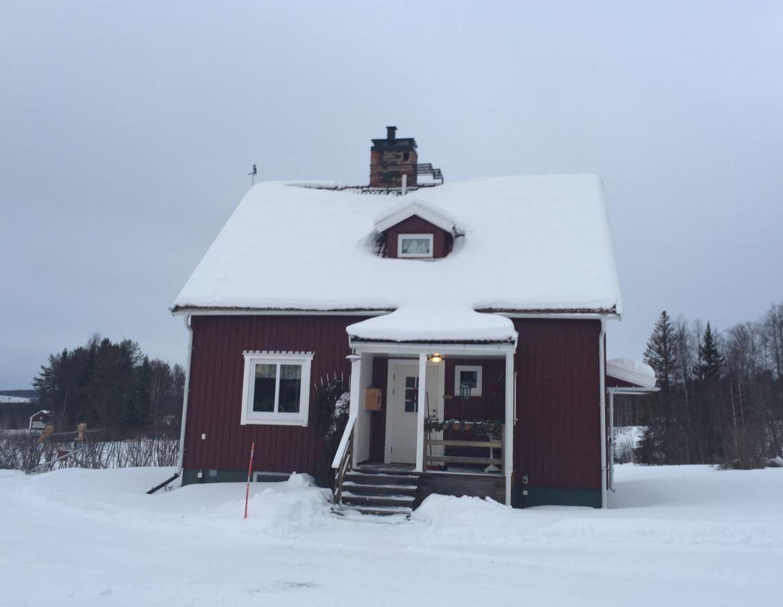 HV263 Hus i Sörviken
