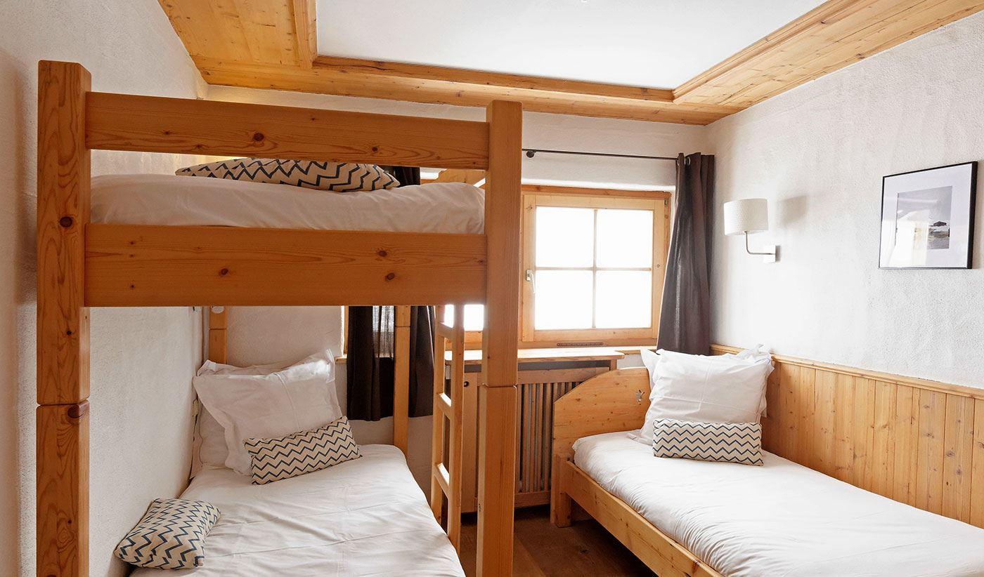 3 rooms 5 persons ski-in ski-out / Apartment La Dent du Villard (Mountain of charm)