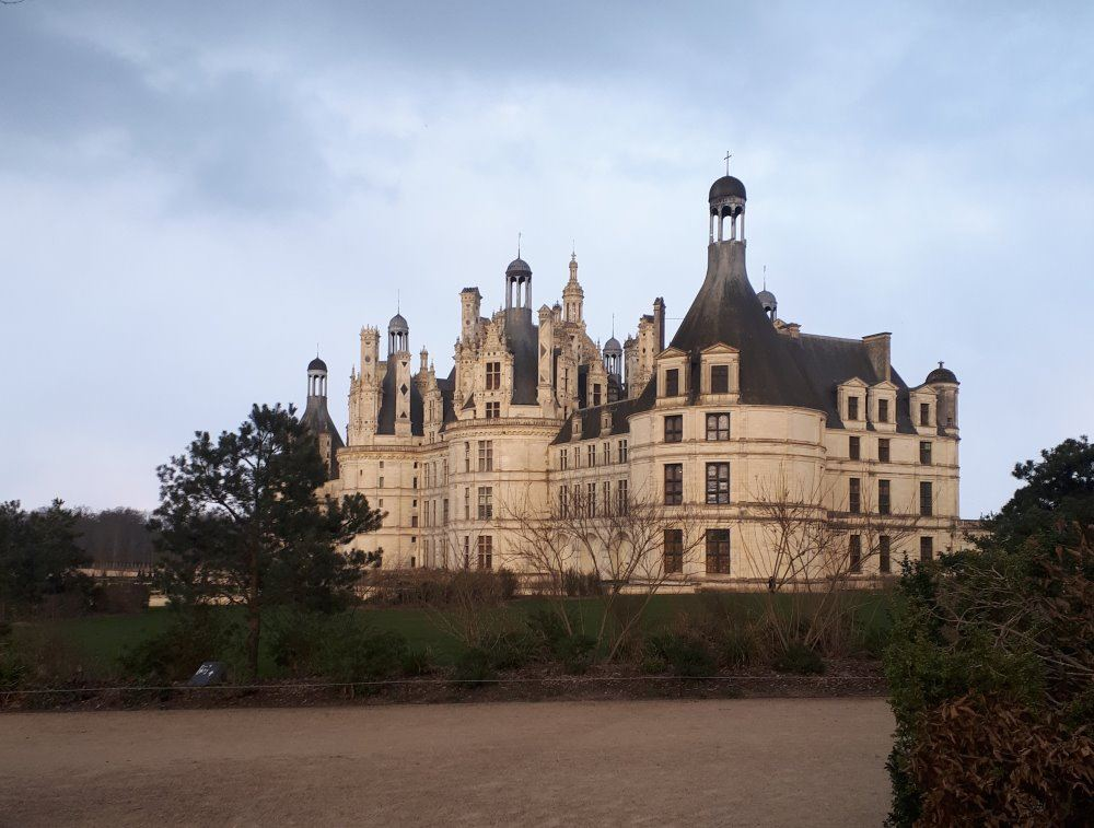 AFTERNOON EXCURSION TO CHAMBORD/CHENONCEAU