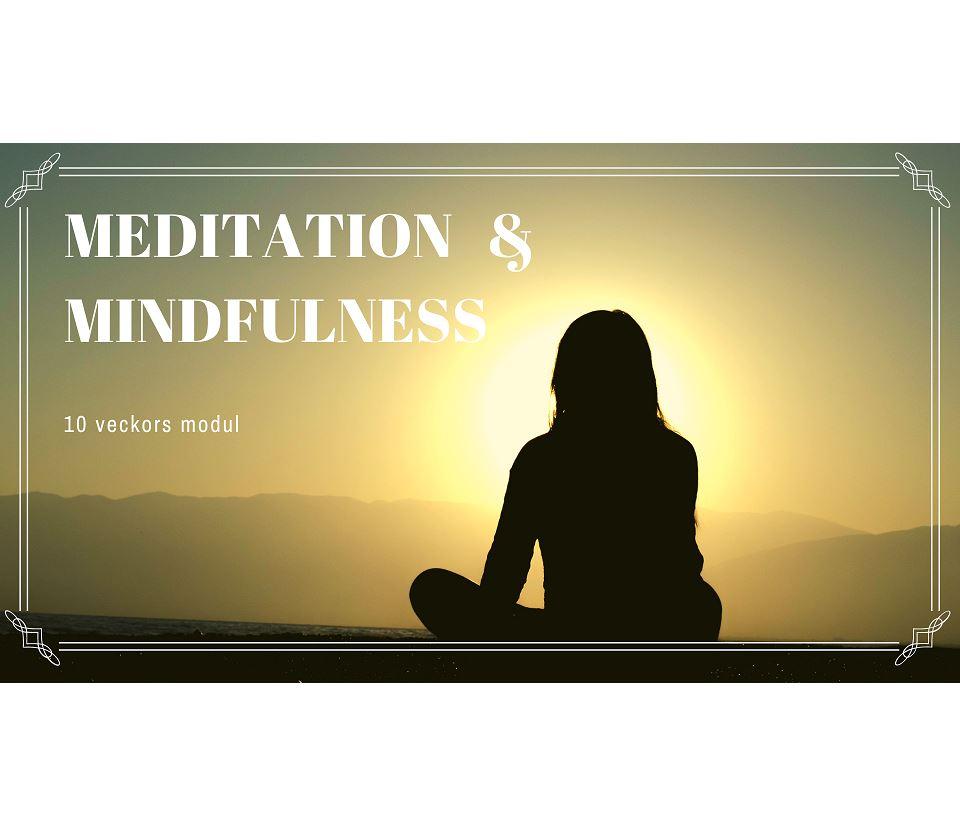 Meditaton & Mindfulness