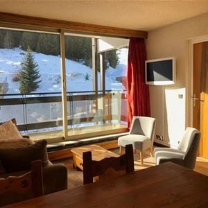 2 rooms 4 people / LA RESERVE 303 (Mountain)