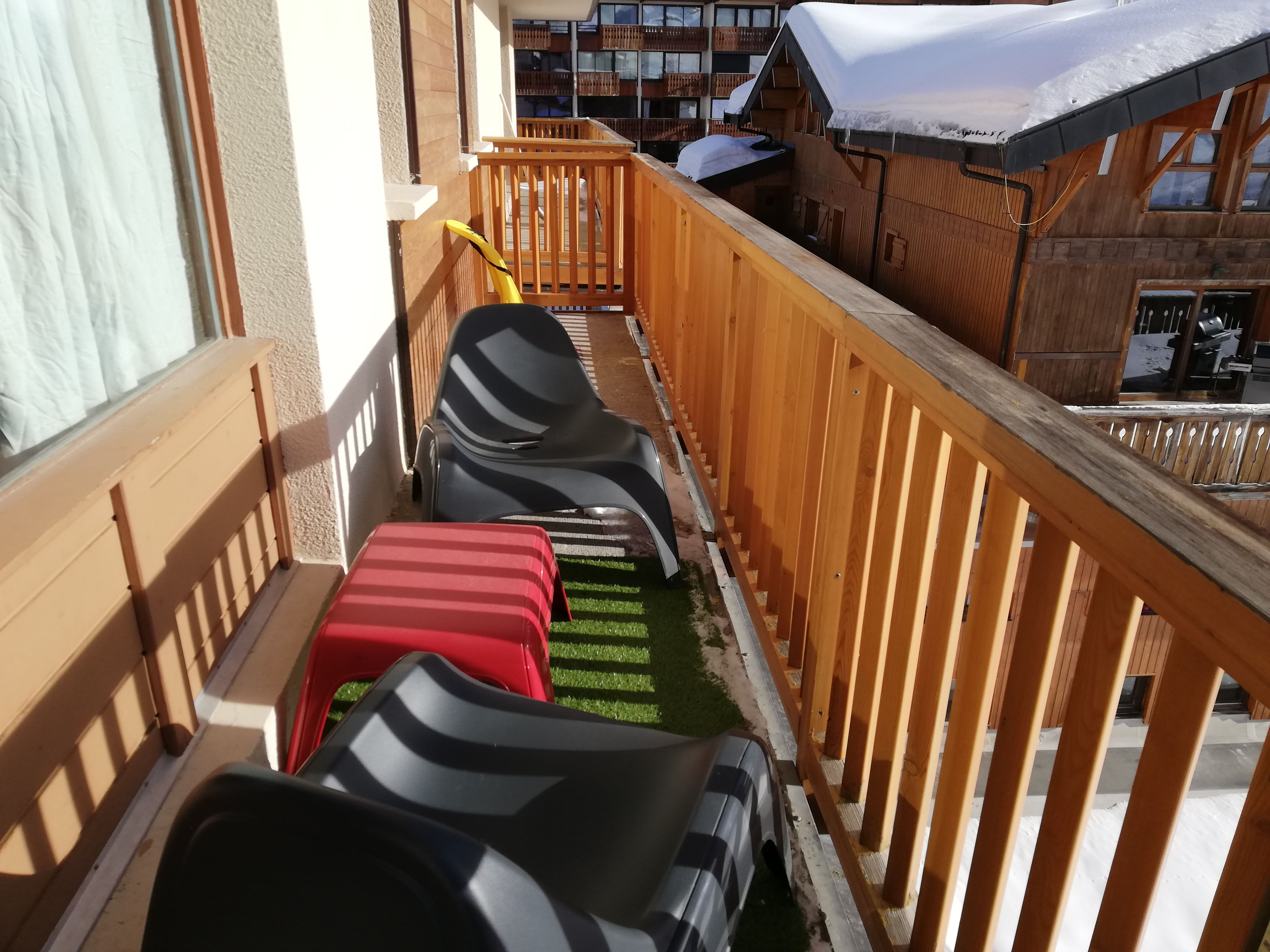 Lac Blanc 705 > 2 room + open cabin- 5 People - 2 Silver Snowflakes (Ma Clé IMMO)