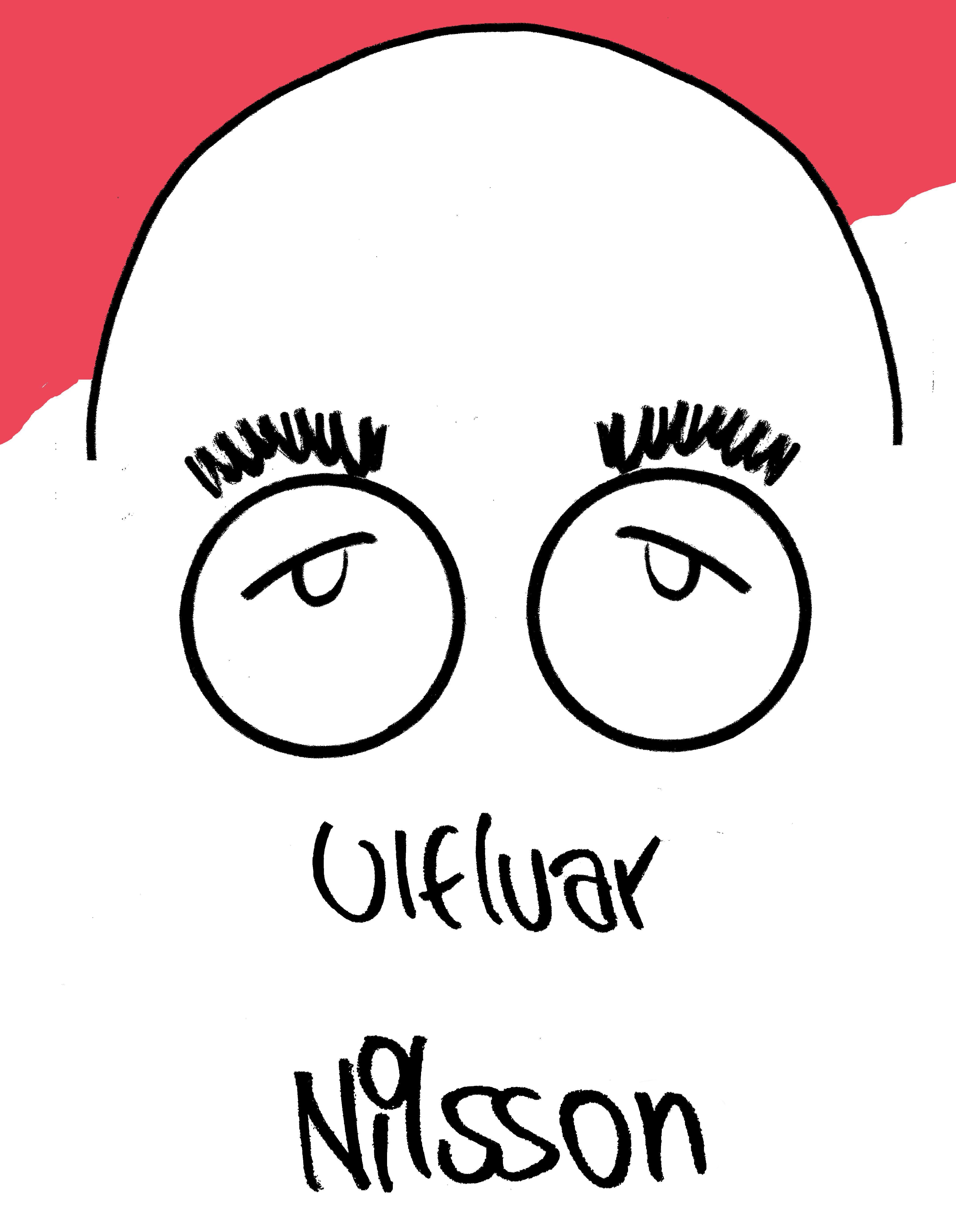 Vi och dom - Ulf Ivar Nilsson