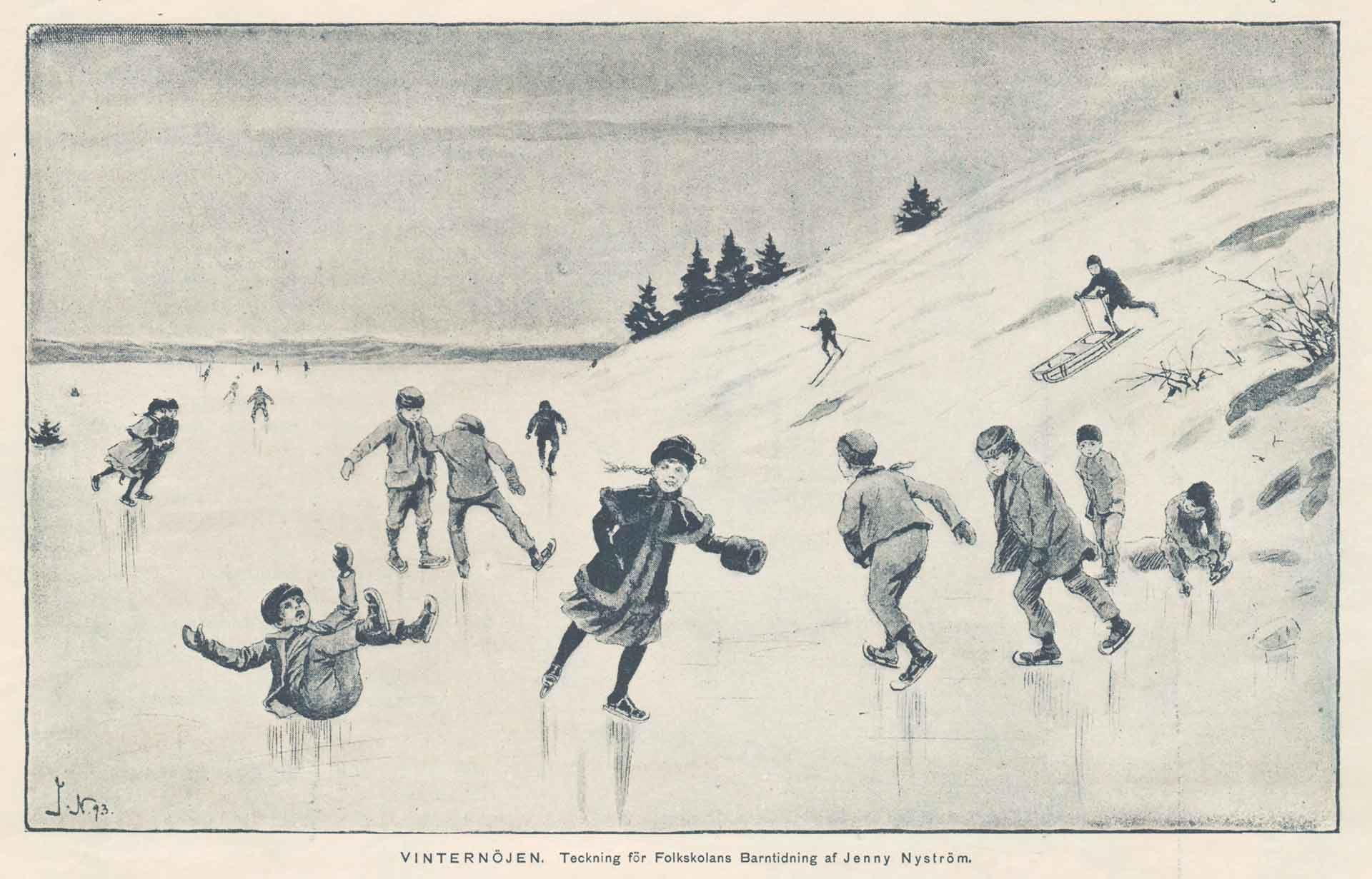 Sportlov på länsmuseet