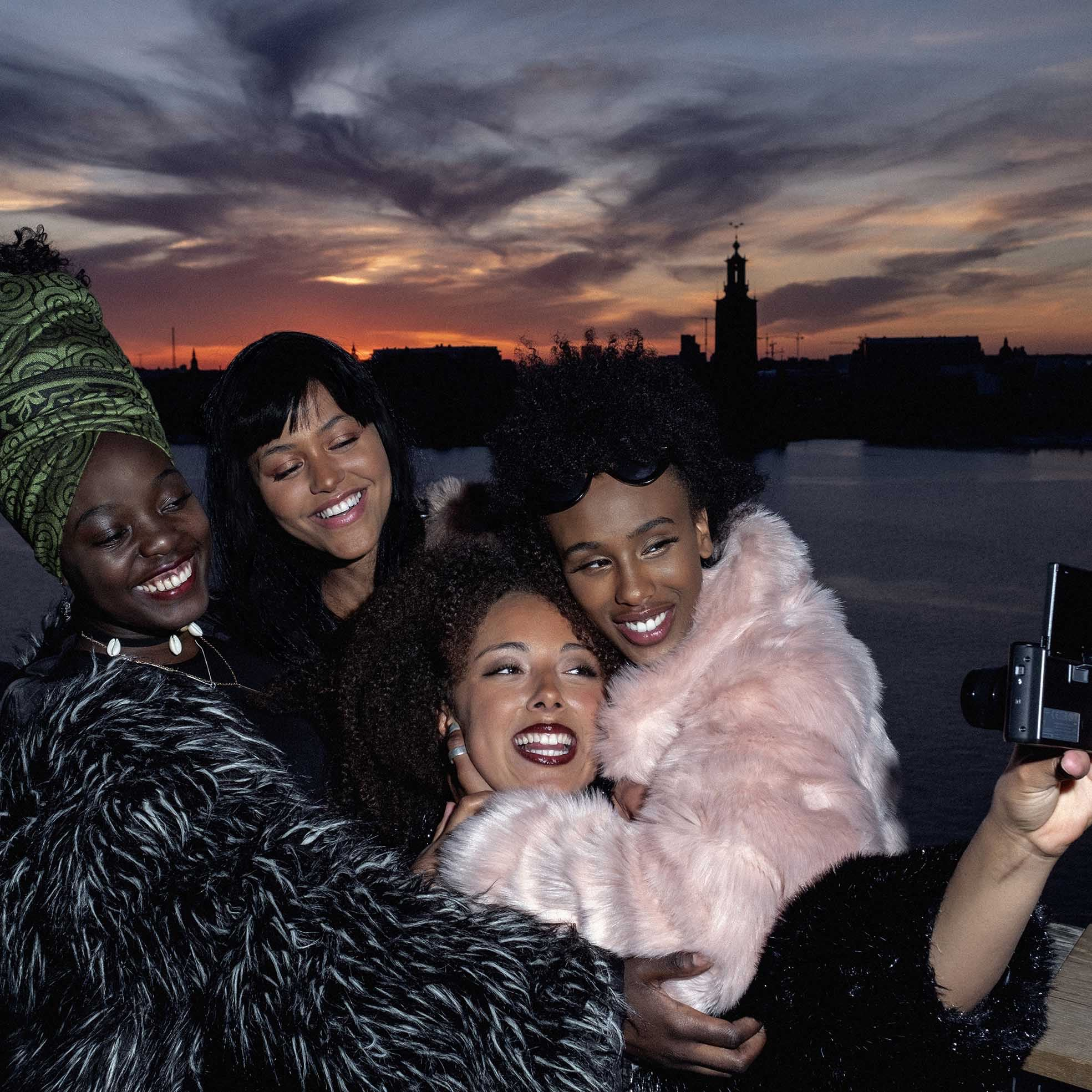 24 Timmar svart kvinna