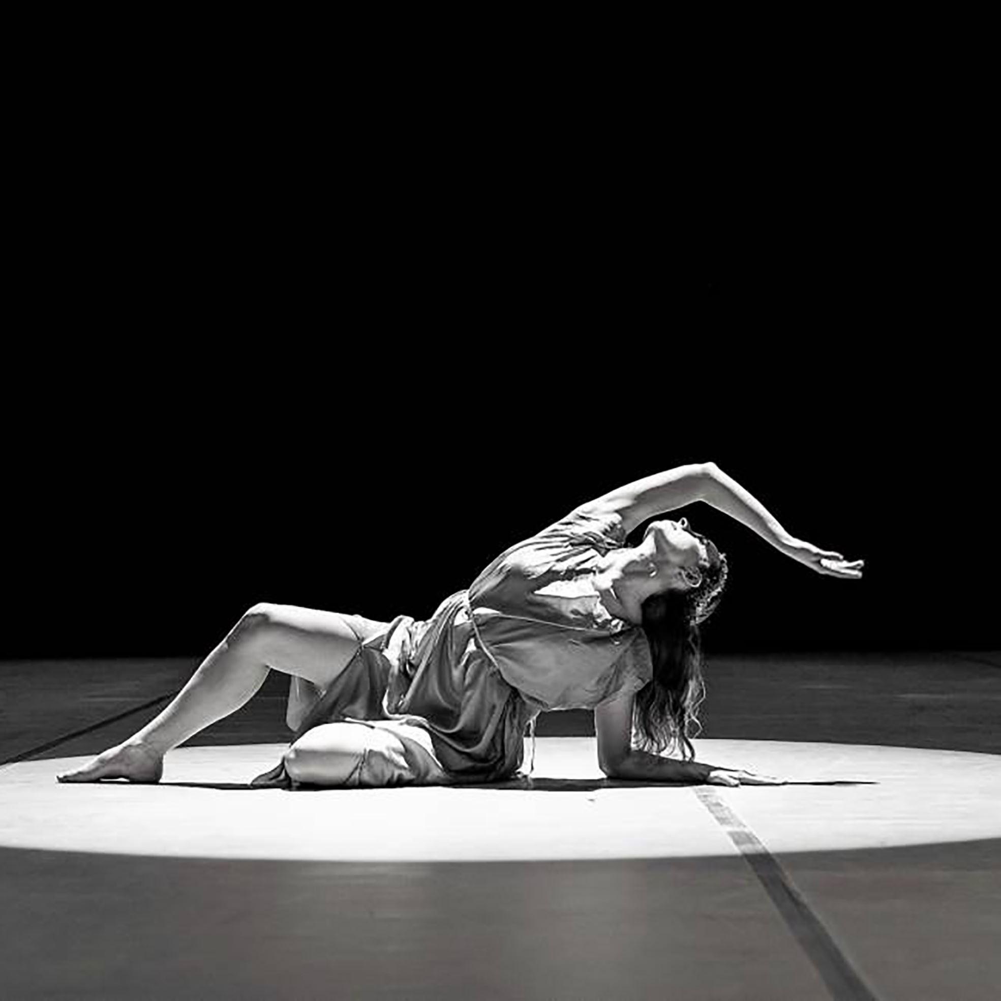 Hyllning till Isadora - Lilly Zetterberg & Roland Pöntinen