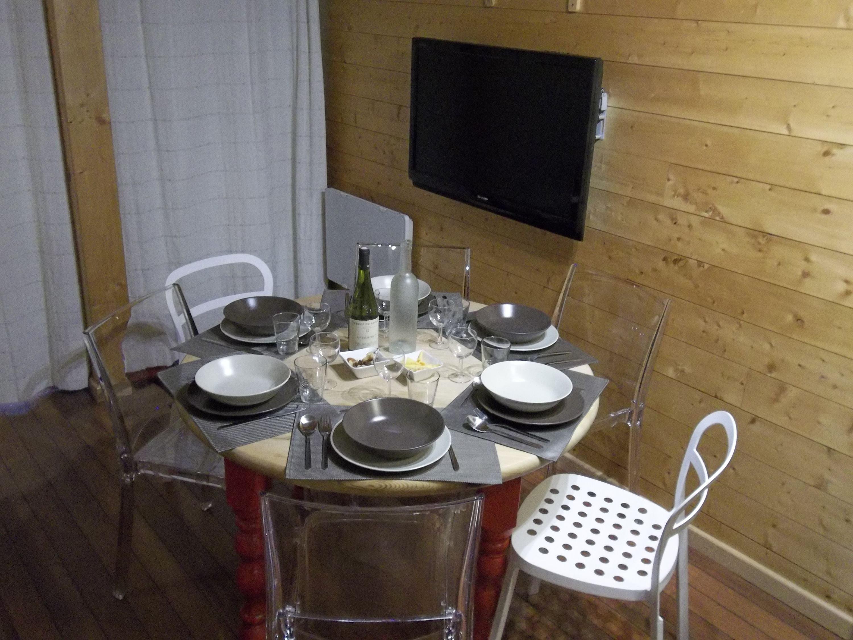 Silveralp 451 > 3 Pièces + Cabine en Duplex - 6 Personnes - 3 Flocons Argent (Ma Clé IMMO)