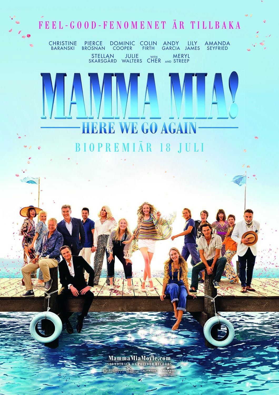 Bio: Mamma Mia! Here We Go Again
