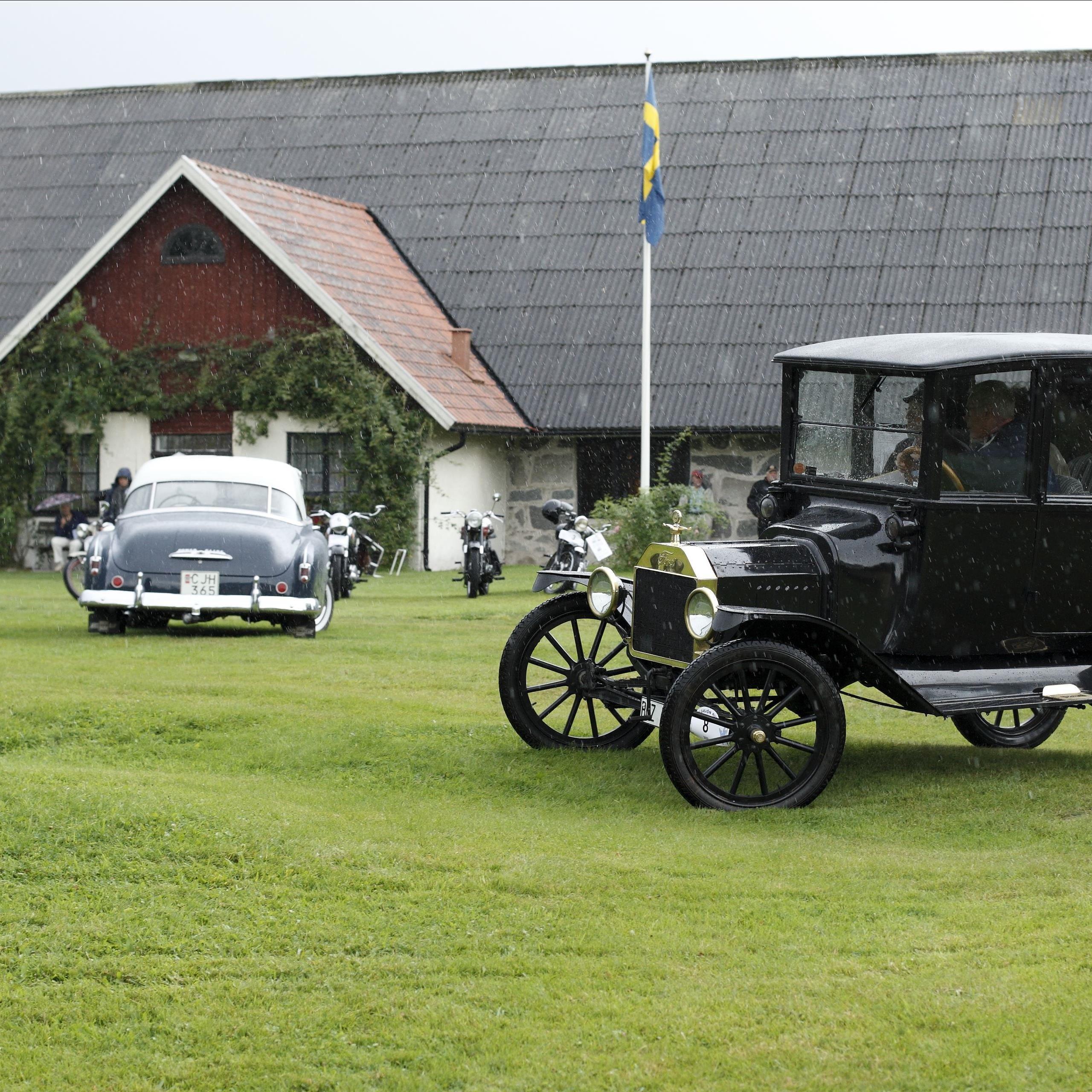 Öppning av Hjärtenholms lantbruksmuseum