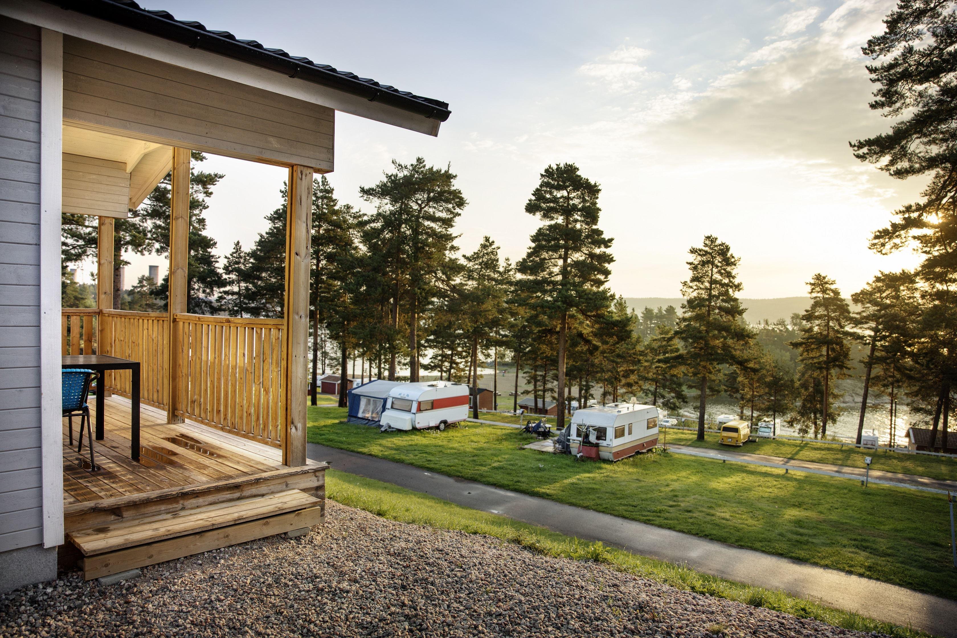 Nordic Camping Sundsvall/Ferienhäuser