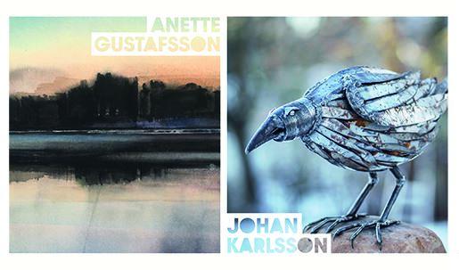 Ålands konstmuseum: Anette Gustafsson & Johan Karlsson