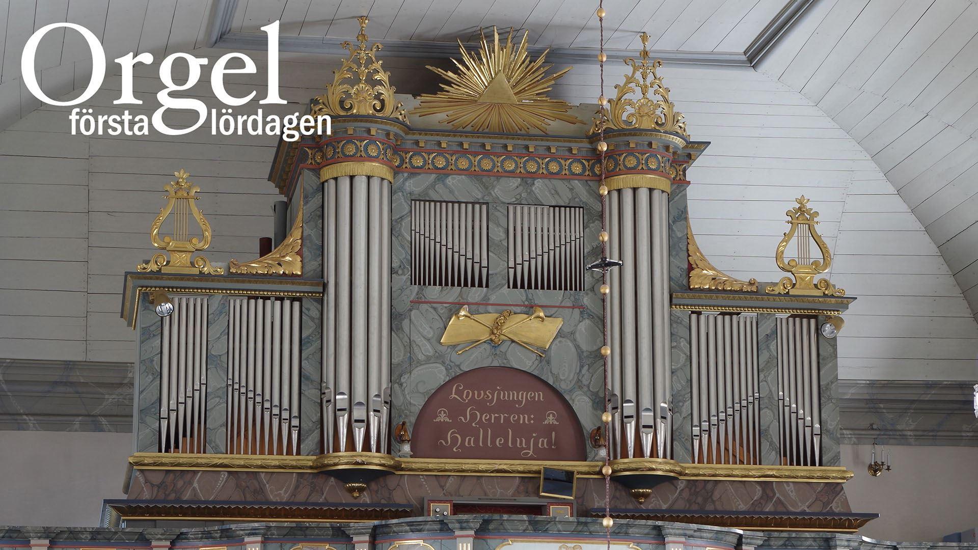 Kyrkomusikerna Jämtland & Härjedalen,  © Kyrkomusikerna Jämtland & Härjedalen, Orgel