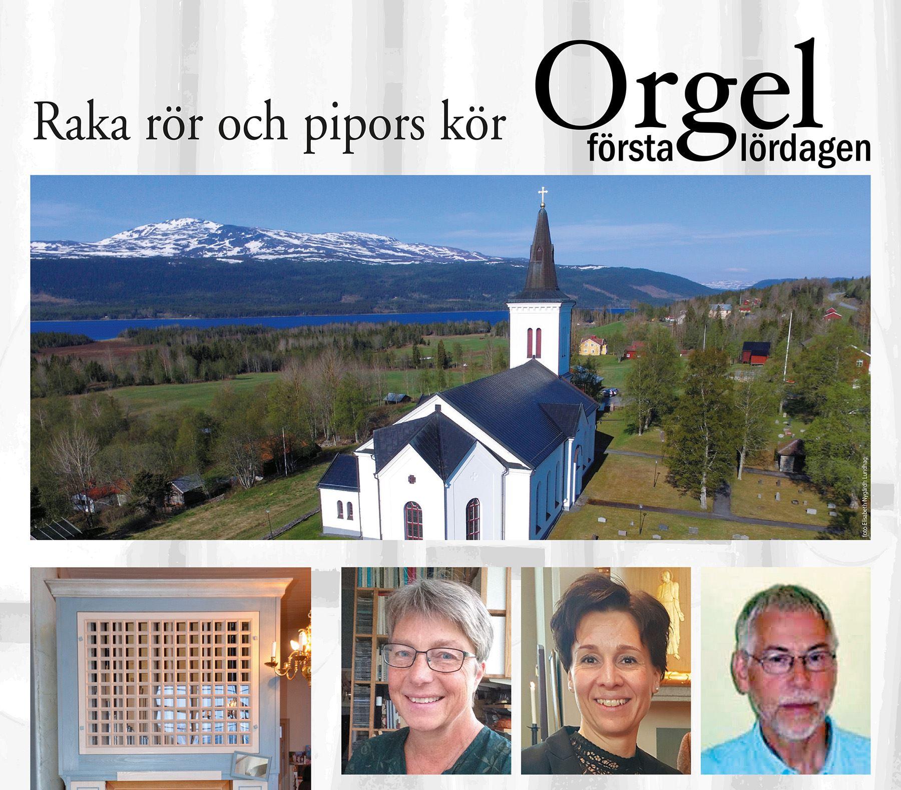 Kyrkomusikerna Jämtland & Härjedalen,  © Kyrkomusikerna Jämtland & Härjedalen, Affisch kall