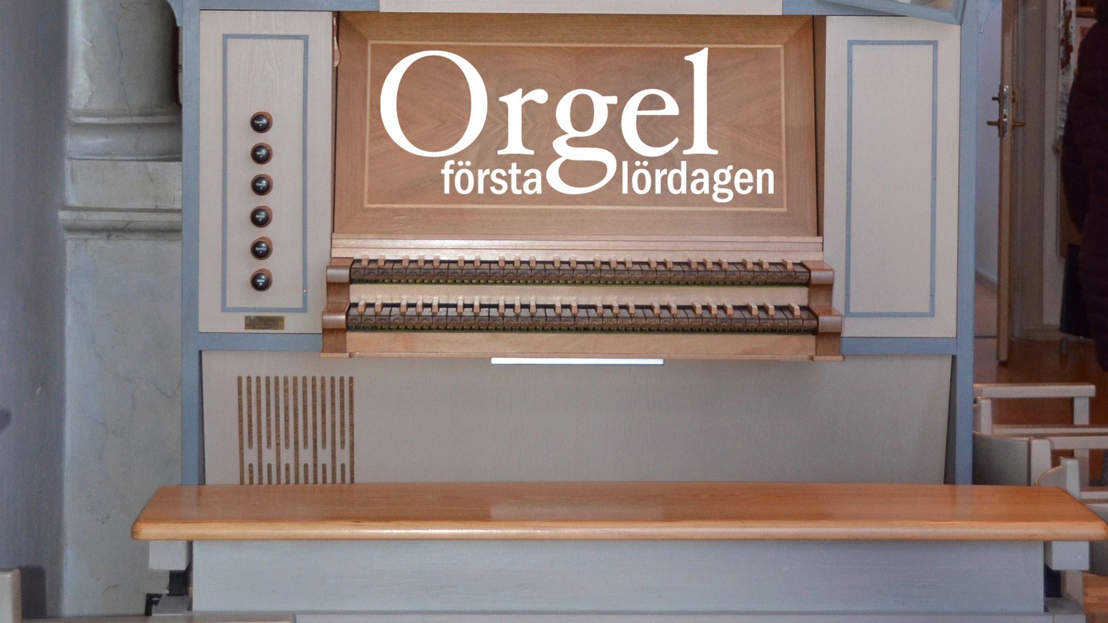 Kyrkomusikerna Jämtland & Härjedalen,  © Kyrkomusikerna Jämtland & Härjedalen, Orgel kall