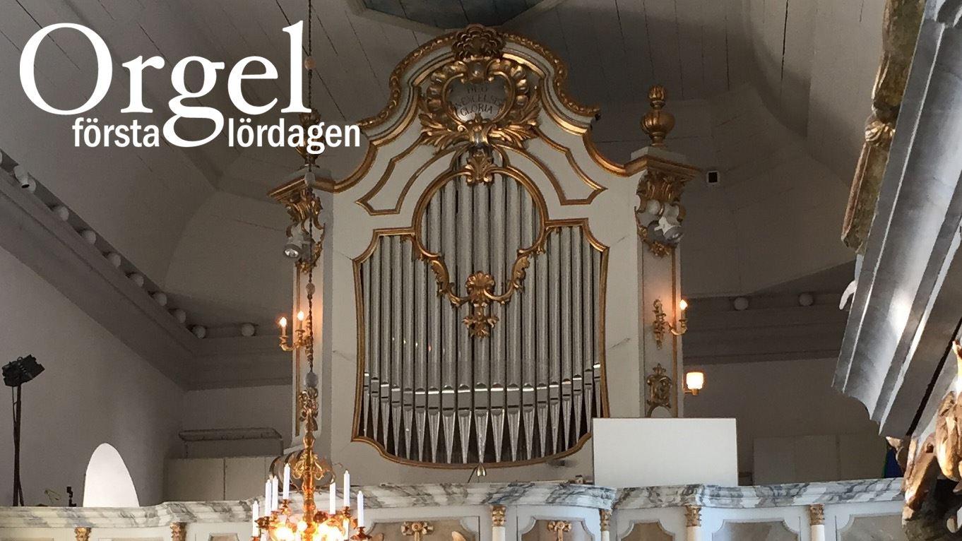 Kyrkomusikerna Jämtland & Härjedalen,  © Kyrkomusikerna Jämtland & Härjedalen, Orgel Näs