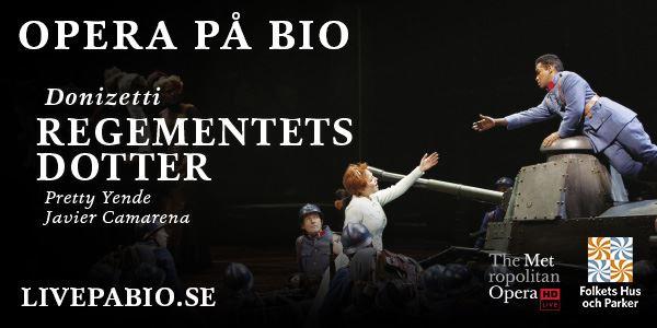 Metropolitan opera :Regementets Dotter