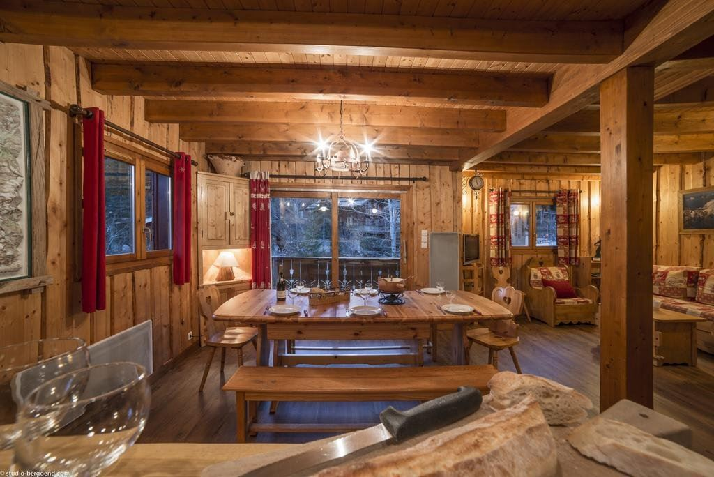 4 rooms, 12 people / CHALET BERGER (Mountain of charm)
