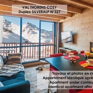 SILVERALP 327 / APPARTEMENT 4 PIECES 6 PERSONNES - 4 FLOCONS OR - ADA