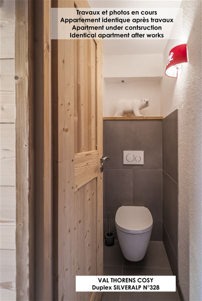 SILVERALP 328 / APARTMENT 4 ROOMS 6 PERSONS - 4 GOLD SNOWFLAKES - ADA