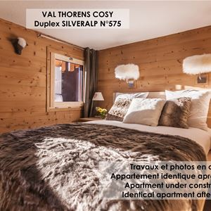 SILVERALP 575 / APARTMENT 4 ROOMS 6 PERSONS - 4 GOLD SNOWFLAKES - ADA