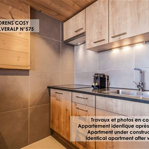SILVERALP 575 / APPARTEMENT 4 PIECES 6 PERSONNES - 4 FLOCONS OR - ADA