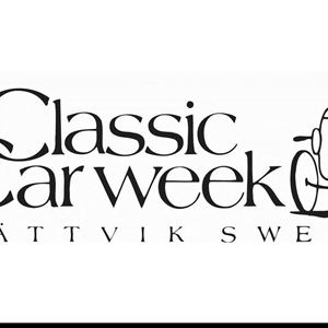Classic Car Week - Öppet hus Brinkens Garage