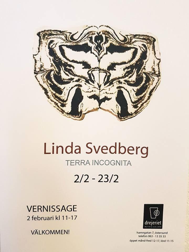 © Copy: https://www.facebook.com/drejerietbutikgalleri/, Linda Svedberg - utställning