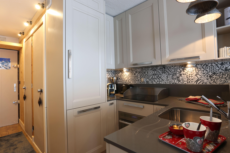 Lauzières 418 > Apartment 3 rooms - 5 persons - 3 Snowflakes Silver (Ma Clé IMMO)