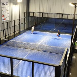 © Ljungby Padelcenter, Drop - in Padel