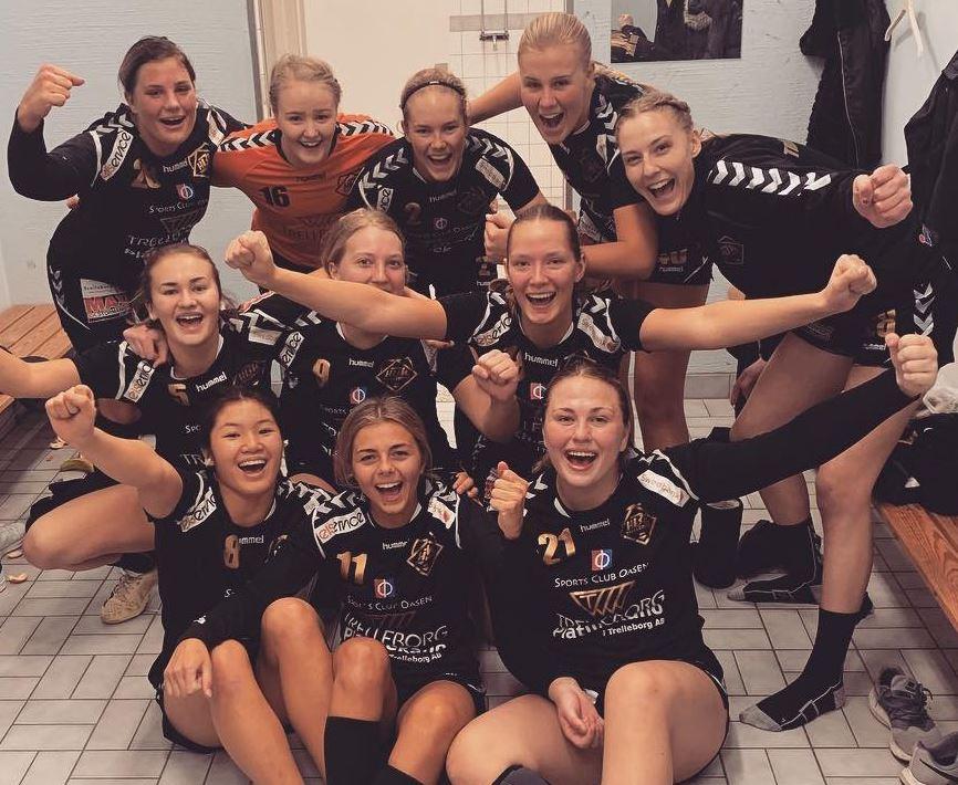 Trelleborg Handbollsklubb Elit Dam - Ligu