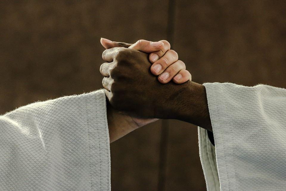 Prova på Judo med Kallinge Judoklubb