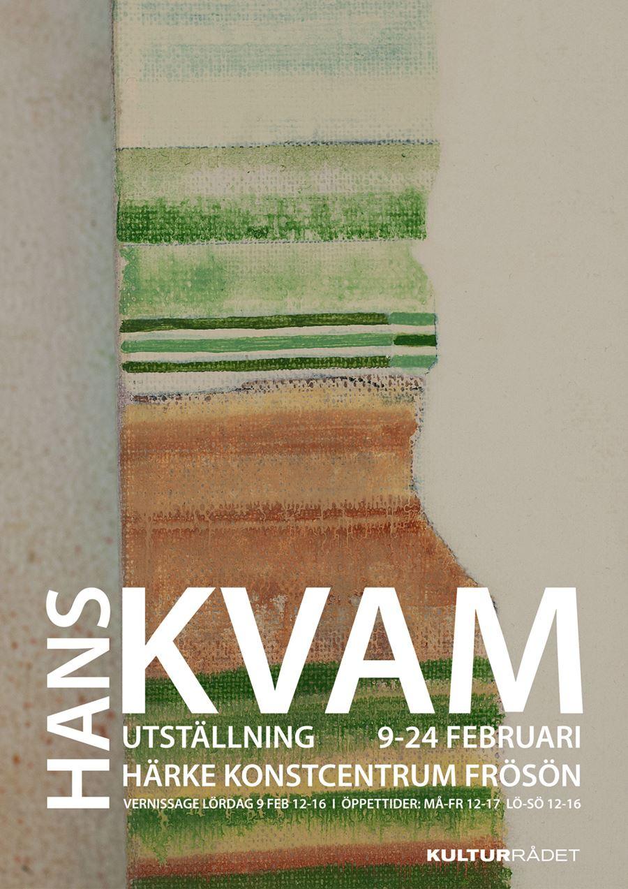 © Copy: Härke konstcentrum, Hans Kvam - Art exhibition