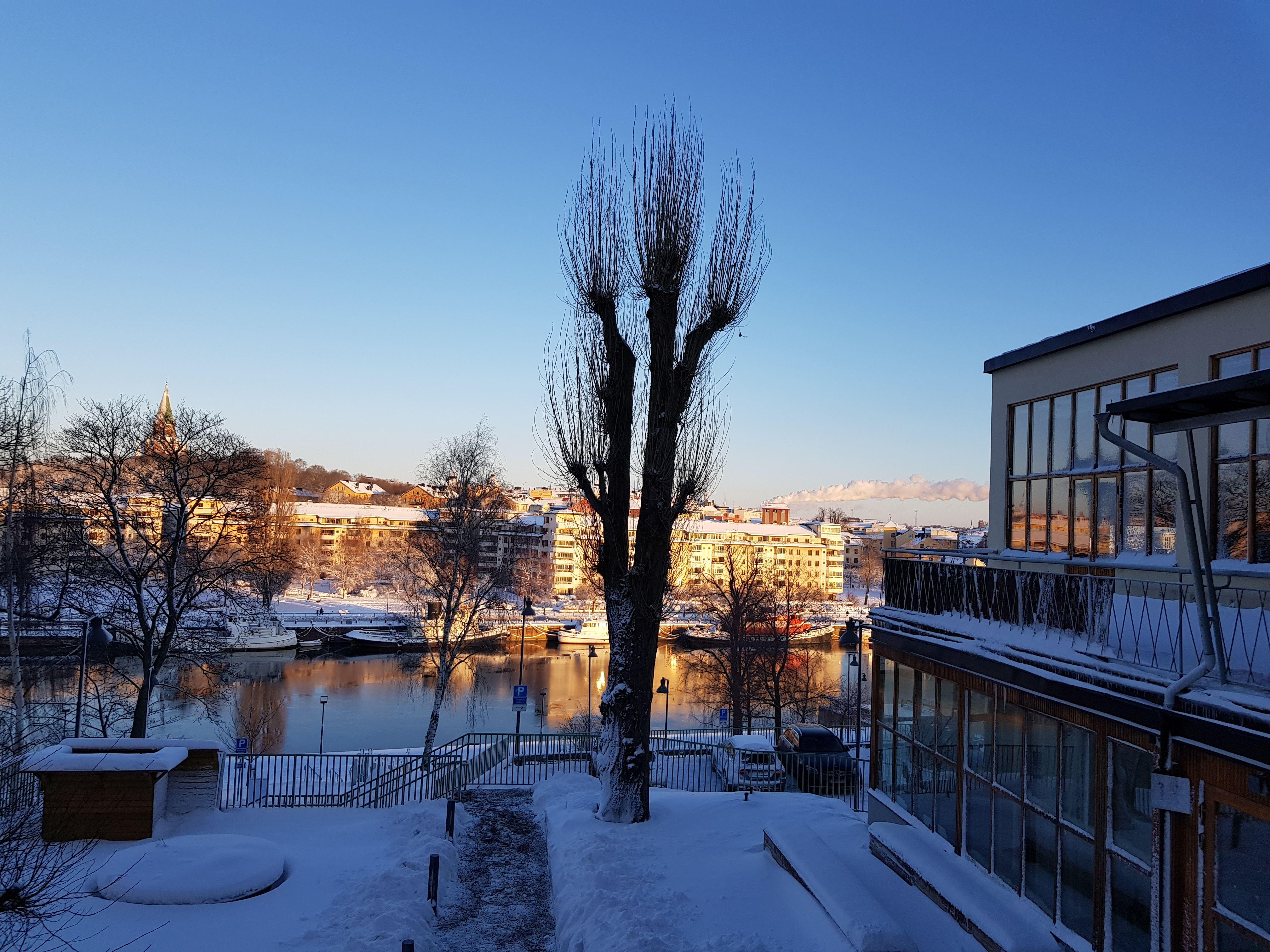 Sjöstaden – a Stockholmssaga