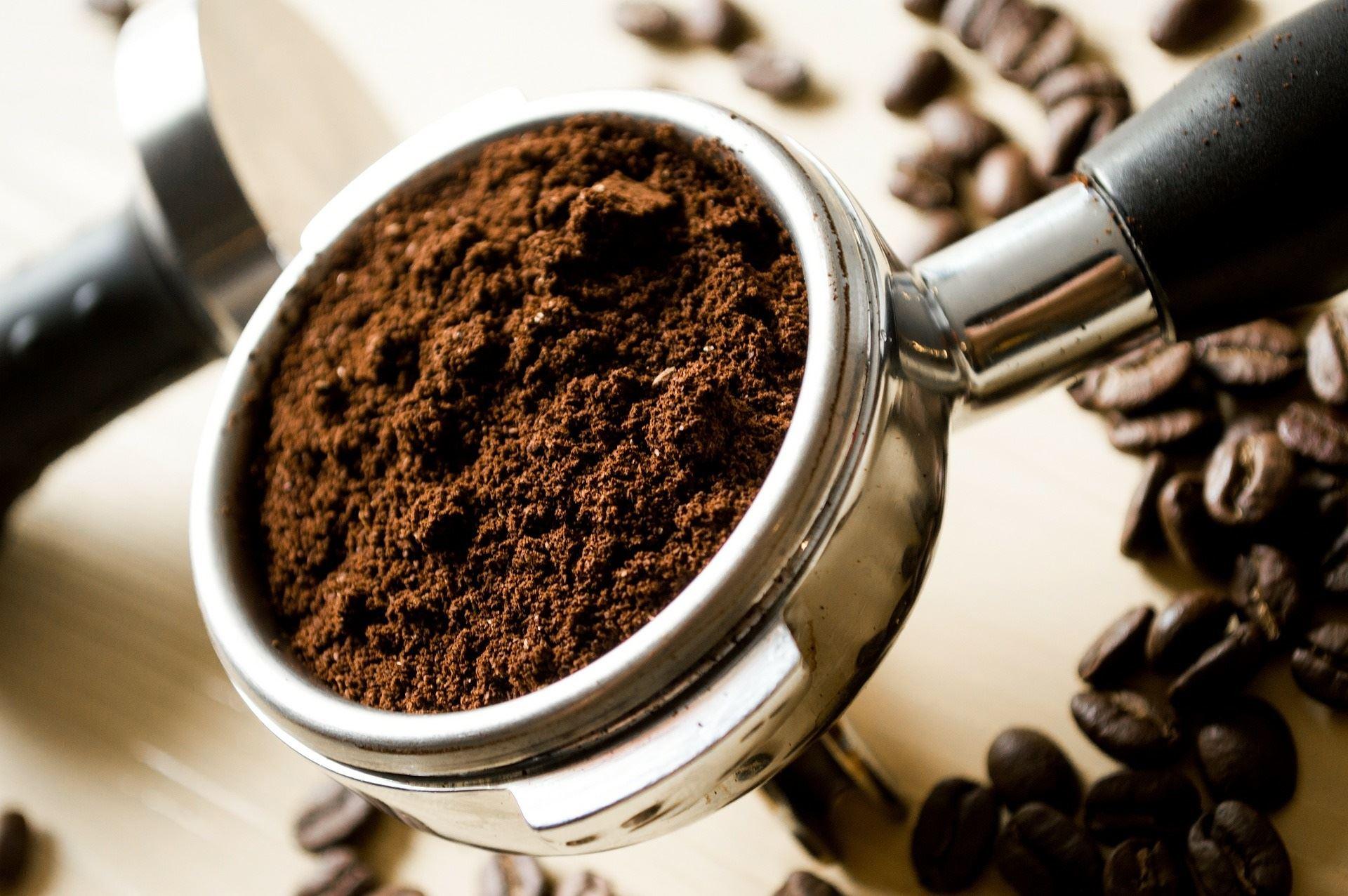 Kaffe - med påtår